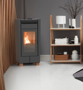 Piecyk na pellet Thermorossi MOOD 9kW