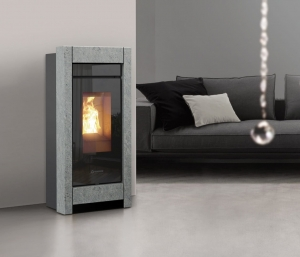 Piecyk na pellet Thermorossi Aromy Stone Air 13kW